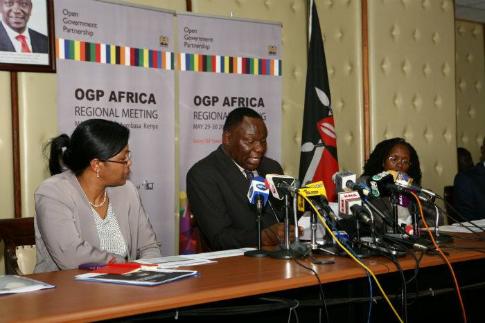 OGP: Africa's first regional meeting kicks-off in Mombasa